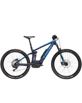Trek Powerfly 8 LT Plus 2018 (modrá)
