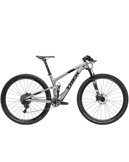 Trek Top Fuel 9.7 (šedá) 2018