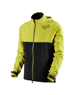 Bunda Fox Racing Downpour (acid green)