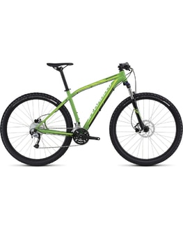 "Specialized Rockhopper 29"" (zelená) 2016"