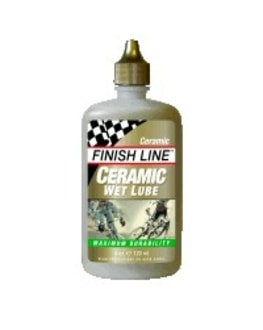 Olej Finish Line Ceramic Wet Lube 120ml