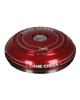 Hlavové složení Cane Creek 110 IS42 Short Top (red)