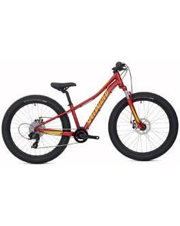 "Specialized Riprock 24"" (Candy red / Hyper green)"