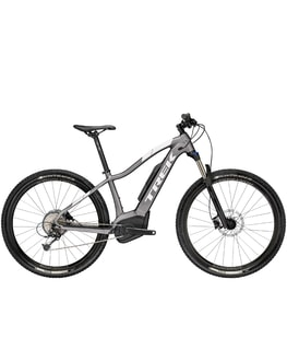 Trek Powerfly WMN 5 2018 (antracitová)