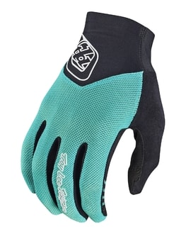 Rukavice Troy Lee Design Ace 2.0 dámské (aqua)