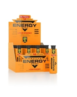 Nutrend Brutus energy shot 60ml