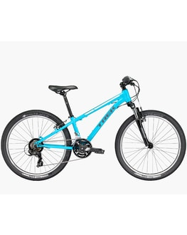 "Trek Superfly 24"" (modrá) 2017"