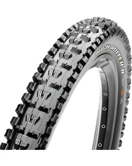 "Plášť 27,5"" x 2.40 Maxxis High Roller II Super Tacky butyl"
