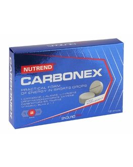 Nutrend Carbonex energy 12 tablet
