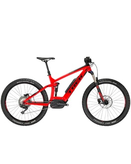 Trek Powerfly 7 FS Plus 2018 (červená)