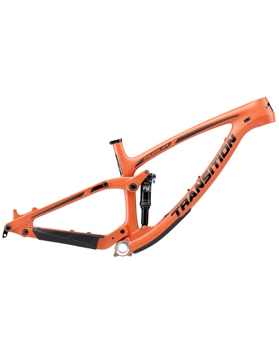 Rám Transition Smuggler Carbon (Outlaw Orange) 2019